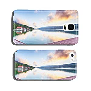 Mountain Lake at the Alps, Germany cell phone cover case iPhone6 Plus