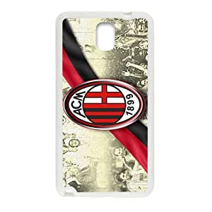 ac milan Phone Case for Samsung Galaxy Note3 Case