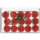 Premium Spanish Saffron Powder Acrylic Box, 15 x .100 Gram Capsules