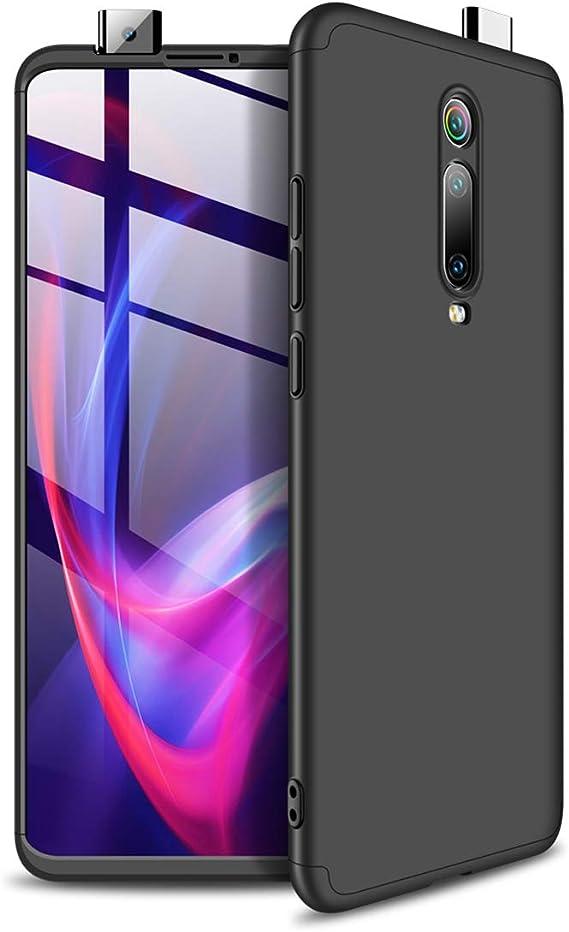 ZSCHAO Funda Xiaomi Mi 9T 360 Grados Slim Ultrafina Antigolpes ...