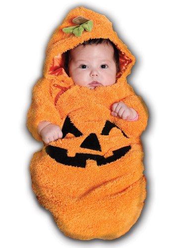 Underwraps Costumes - Pumpkin Bunting Costume
