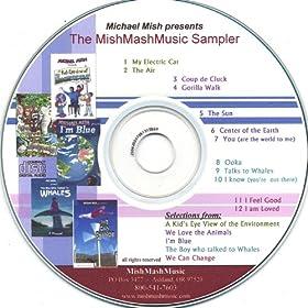 Amazon.com: Mishmashmusic Sampler: Michael Mish: MP3 Downloads