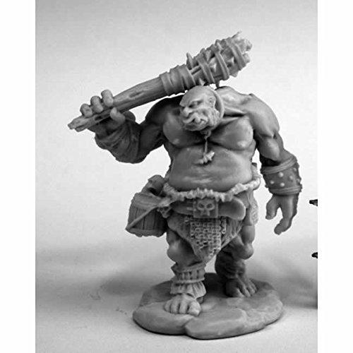 Reaper Miniatures Ogre Guard #77456 Bones Plastic D&D RPG Mini Figure