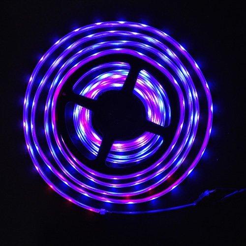 Supernight™ 5M 16 4ft 5050 RGB 150LED Waterproof Dream Color 6803 IC Strip Light