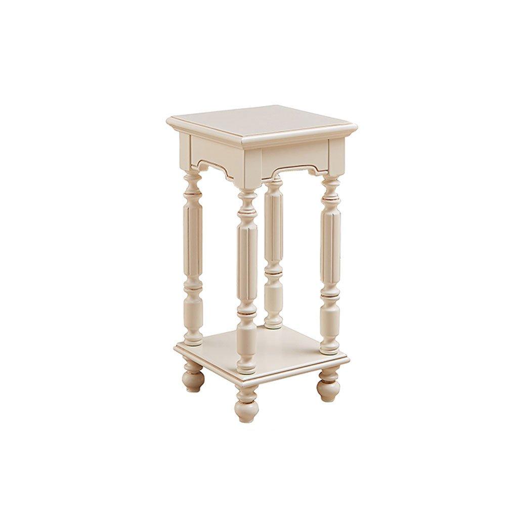 アメリカの花のスタンド木製の花のポットラック、多機能のリビングルームの家具木製のフレーム フラワースタンド (サイズ さいず : S s) B07F5BYQFX  S s