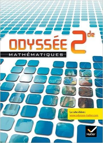 Odyssée Mathématiques 2de éd. 2010 - Manuel De L'élève (format Compact) Descargar ebooks PDF