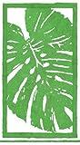 powder room ideas Caspari Paper Hand Towels Party Supplies Tropical Decor Hawaiian Luau Leaves Green Pk 30