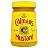 Colman's English Mustard 170G Case Of 6