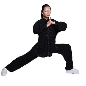 XIAOLY Traje De Kung Fu con Ropa De Tai Chi, Uniforme De ...