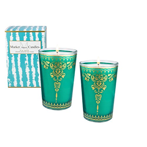 Market Street Candles Moroccan Scented product image