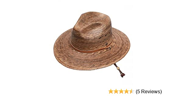 Amazon.com  Stetson Rustic - Straw Hat  Clothing 0e65a860cf7
