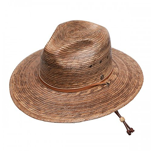 - Stetson Rustic - Straw Hat (Large/X-Large)