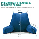 Vekkia Reading & Bed Rest Pillow with Support