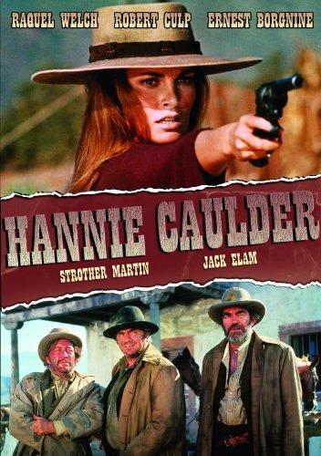 DVD : Hannie Caulder (DVD)