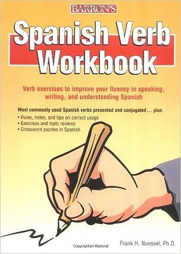 Amazon.com: Spanish Verb Workbook (9780764130526): Frank R ...