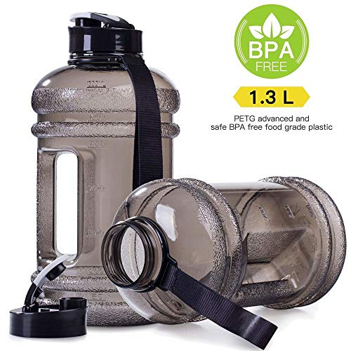 water bottle big bpa flip