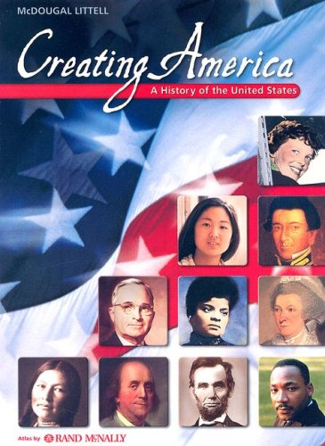 Download Creating America: A History of the United States pdf