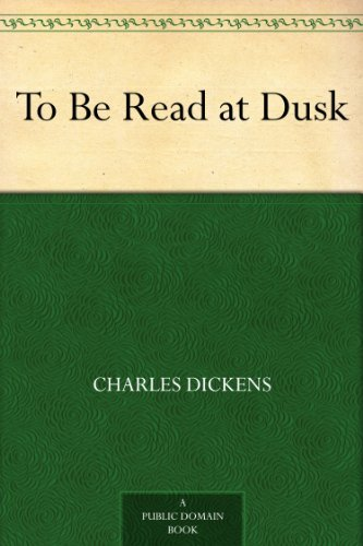 - To Be Read at Dusk