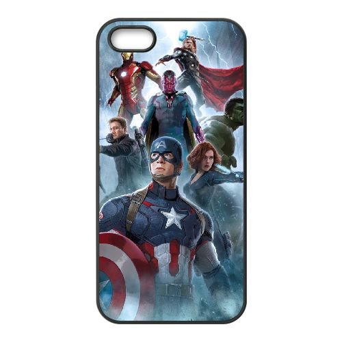 Avengers Age Of Ultron HG56BB2 iPhone 5 5s Handy-Fall Hülle W0SF7V1LC