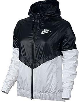 veste nike noir et blanche femme amazon