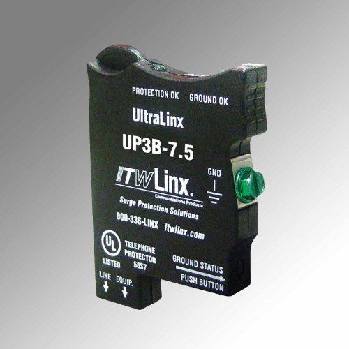 Ultralinx 66 Block/7 5V Clamp/350Ma Fuse By Itw (Ksu Car)
