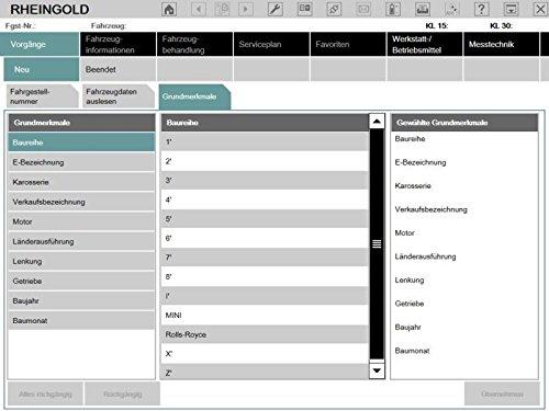 Rheingold ISTA D E-SYS Ethernet Diagnose Interface für BMW F,-G-,I-Modelle komp