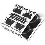 Bones Hardcore 4pc Hard Black Black Bushings