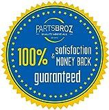 2206670B Dispenser Overflow Grille by PartsBroz
