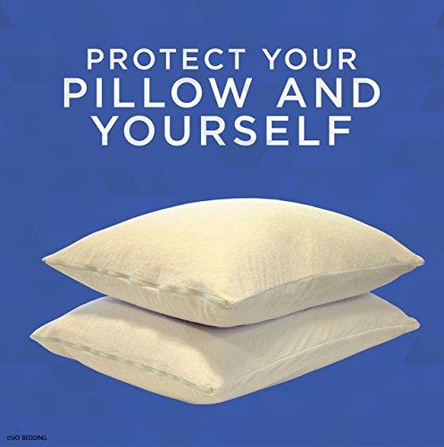 ★free Shipping★tru Lite Bedding Pillow Protector Case