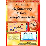 The fastest way to learn  multiplication tables