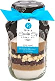 gourmet cookie cutters - Sisters' Gourmet Triple Chocolate Chip Cookie Mix, 27 Ounce
