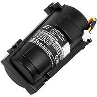 Banshee Replacement BJ-9535X-1K1KSM Replacement METROLOGIC MS9535, MS9535BT Laser Scanner Battery