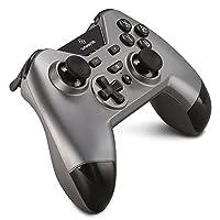 Wireless Controller for Nintendo Switch (Steel Black)