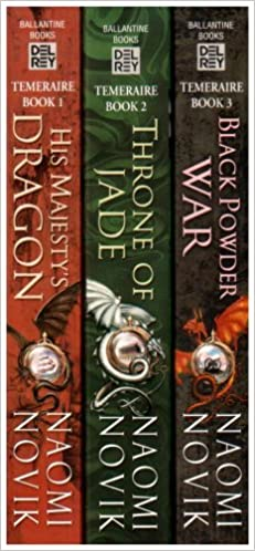 Image result for his majesty's dragon series