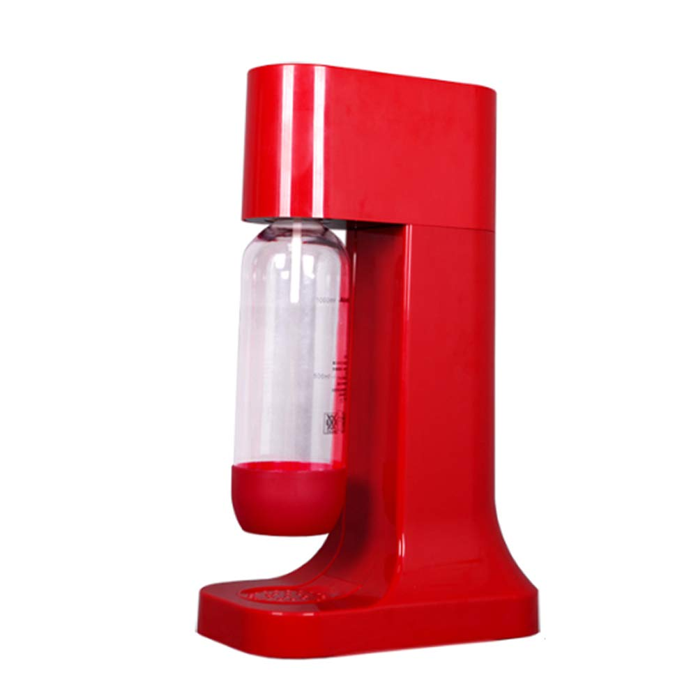 Soda Makers, Money Saving Assistant, Water Capacity 1000ML Water Bottle Material Food Grade PET, No Battery Required