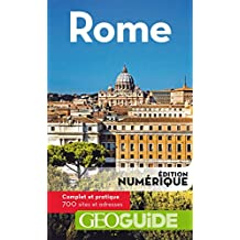 GEOguide Rome (GéoGuide) (French Edition)