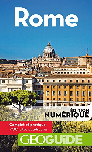 GEOguide Rome (GéoGuide) (French Edition) by [Collectif Gallimard Loisirs]