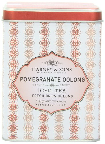 Harney Sons Oolong Iced Pomegranate