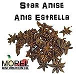 Star Anise Seeds or Star Anise Pods (Anis Estrella) (2 oz, 4 oz, 6 oz, 8 oz, 12 oz, & 15 oz) (15 oz)