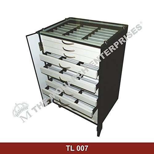 Wooden Cabinet Storage Optical Drawers for Frames, Sunglasses, - Lam Sunglasses