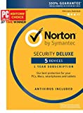 #6: Norton Security Deluxe - 5 Devices [Key Card]