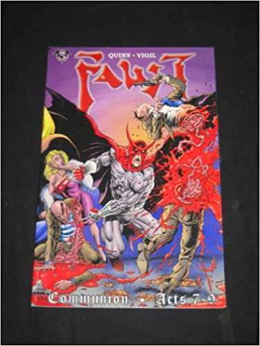 Book Faust Communion - Acts 7-9