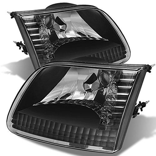 01 f150 black headlights - 9