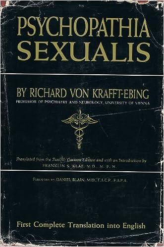 Psychopathia sexualis published