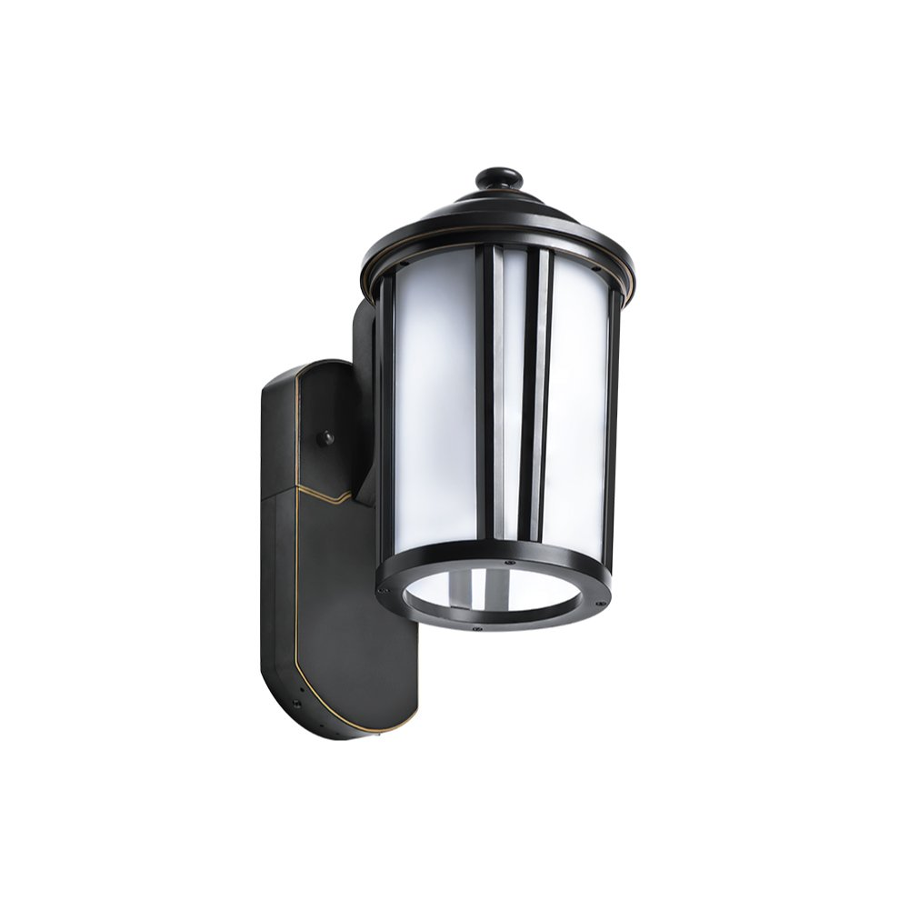 Maximus Smart Companion Light (Camera-Less) - Traditional Bronze - Works with Amazon Alexa