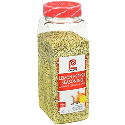 Lawry's Lemon Pepper Seasoning, 20.5 -