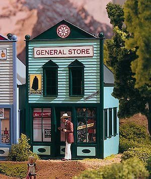 PIKO G SCALE MODEL TRAIN BUILDINGS - GENERAL STORE - 62234 by Piko from Piko