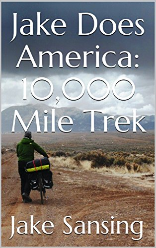 Amazon jake does america 10000 mile trek ebook jake sansing jake does america 10000 mile trek by sansing jake fandeluxe Images