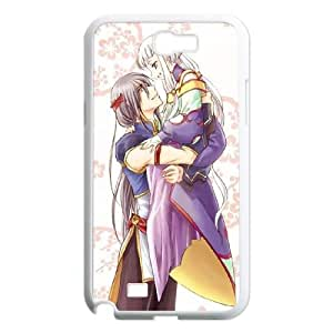 Code Geass Samsung Galaxy N2 7100 Cell Phone Case White Customize Toy zhm004-3890264
