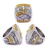 Denver Broncos Super Bowl 50 Championship Ring (Von Miller)